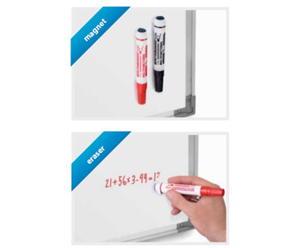 Whiteboardpenna Magnetic